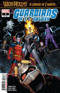 [Guardians Of The Galaxy #3 (Product Image)]