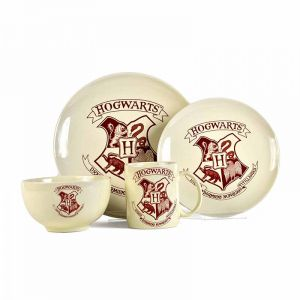 [Harry Potter: Dinner Set: Hogwarts Crest (Product Image)]
