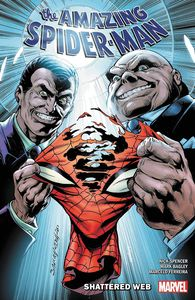 [Amazing Spider-Man By Nick Spencer: Volume 12: Shattered Web (Product Image)]