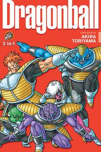 [Dragon Ball: 3-In-1 Edition: Volume 8 (Product Image)]