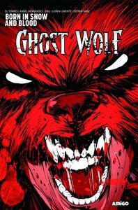 [Ghost Wolf: Born In Snow & Blood (Product Image)]