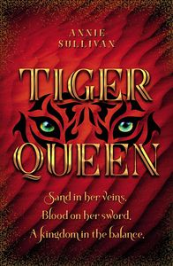 [Tiger Queen (Hardcover) (Product Image)]