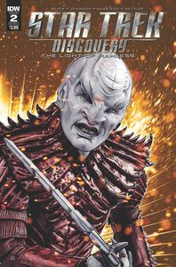 [Star Trek: Discovery #2 (Cover A Shasteen) (Product Image)]