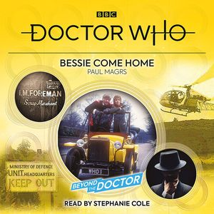 [Doctor Who: Bessie Come Home: Beyond The Doctor (Product Image)]