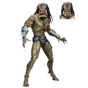 [Predator: 2018 Deluxe Ultimate Action Figure: Assassin Predator Unarmoured (Product Image)]