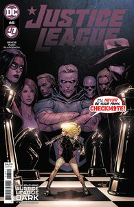 [Justice League #65 (Product Image)]