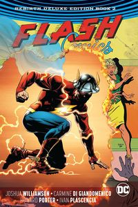[Flash: Book 2 (Rebirth) (Deluxe Edition - Hardcover) (Product Image)]