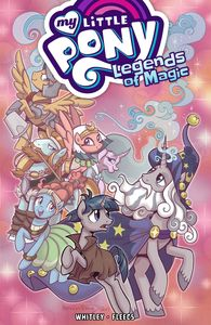 [My Little Pony: Legends Of Magic: Volume 2 (Product Image)]