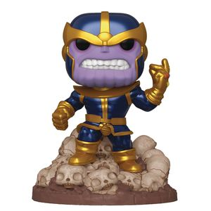 [Marvel Heroes: PX Deluxe Pop! Vinyl Figure: Thanos Snap (Product Image)]