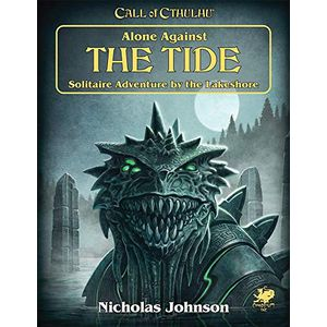 [Call Of Cthulhu: Alone Against The Tide (Product Image)]