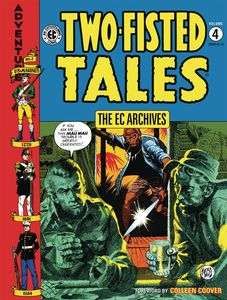 [EC Archives: Two-Fisted Tales: Volume 4 (Hardcover) (Product Image)]