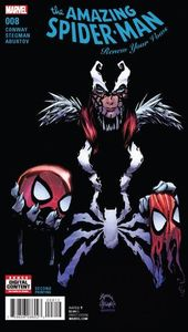 [Amazing Spider-Man: Renew Your Vows #8 (2nd Printing Variant) (Product Image)]