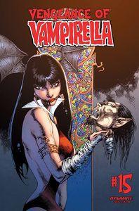 [Vengeance Of Vampirella #15 (Castro Bonus Variant) (Product Image)]