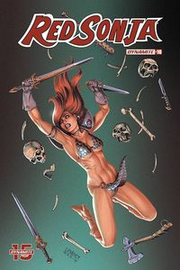 [Red Sonja #10 (Cover B Linsner) (Product Image)]