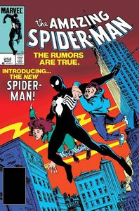 [Amazing Spider-Man #252 (Facsimile Edition New Printing Variant) (Product Image)]
