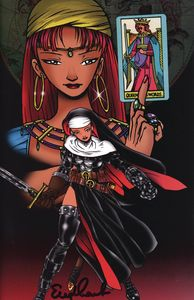 [Warrior Nun #1 (Scorpio Rose Commemorative Sgn Variant) (Product Image)]