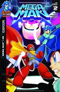 [Mega Man #46 (Product Image)]