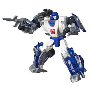 [Transformers: War For Cybertron: Deluxe Action Figure: Mirage (Product Image)]