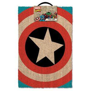 [Captain America: Door Mat: Shield (Product Image)]