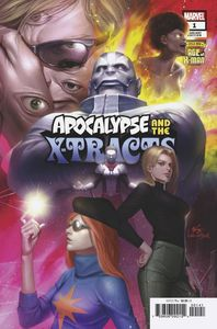 [Age Of X-Man: Apocalypse & X-Tracts #1 (Inhyuk Lee Co) (Product Image)]