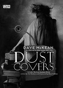 [Dust Covers: The Collected Sandman Covers (New Edition) (Product Image)]