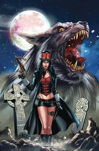 [Van Helsing Vs The Werewolf #6 (Cover A Riveiro) (Product Image)]