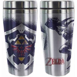 [The Legend Of Zelda: Mug: Link Travel Mug (Product Image)]
