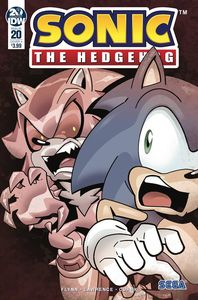 [Sonic The Hedgehog #20 (Cover A Stanley) (Product Image)]