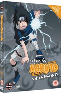 [Naruto Unleashed: Volume 6 Part 1 (Product Image)]