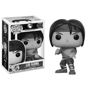 [Mortal Kombat: Pop! Vinyl Figure: Liu Kang (Product Image)]
