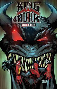 [King In Black #5 (Sandoval Dragon Variant) (Product Image)]