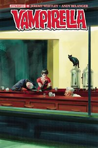 [Vampirella #11 (Cover D Broxton Exclusive Subscription Variant) (Product Image)]