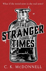 [The Stranger Times (Signed Bookplate Hardcover Edition) (Product Image)]