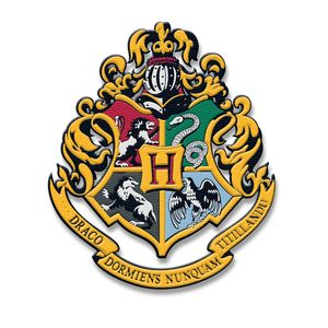 [Harry Potter: Patch: Hogwarts Crest (Product Image)]