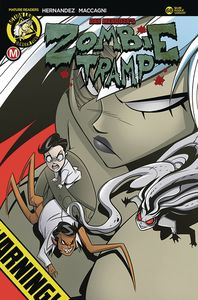 [Zombie Tramp: Ongoing #68 (Cover B Maccagni Risque) (Product Image)]