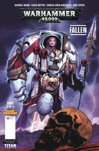 [Warhammer 40K: Fallen #2 (Cover B Qualano) (Product Image)]