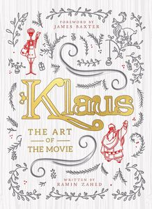 [Klaus: The Art Of The Movie (Hardcover) (Product Image)]