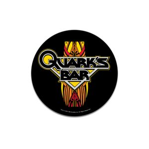 [Star Trek: Deep Space Nine: The 55 Collection: Coaster: Quark's Bar (Round) (Product Image)]