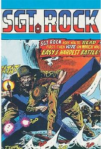 [Showcase Presents: Sgt Rock: Volume 3 (Product Image)]