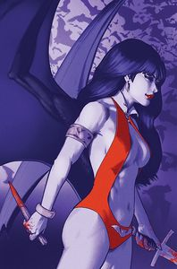 [Vampirella: Valentines Special (One Shot HA Virgin Variant) (Product Image)]