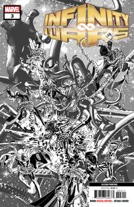 [Infinity Wars #3 (Of 6) (2nd Printing Deodato Variant) (Product Image)]