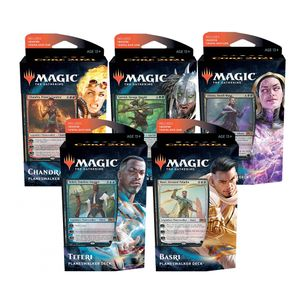 [Magic The Gathering: Card Game: Core 2021: Planeswalker Deck (Product Image)]