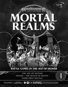 [Warhammer: Age Of Sigmar: Mortal Realms #1 (Product Image)]