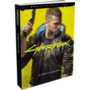 [Cyberpunk 2077: The Complete Official Guide (Product Image)]