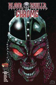 [Blood, Skulls & Chrome #3 (Cover B Bagatzky) (Product Image)]
