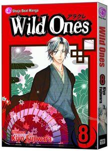 [Wild Ones: Volume 8 (Product Image)]