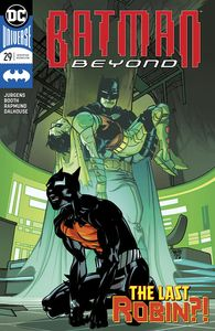[Batman Beyond #29 (Product Image)]