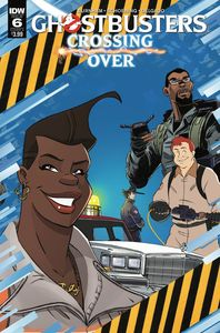 [Ghostbusters: Crossing Over #6 (Cover A Schoening) (Product Image)]