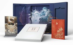 [Final Fantasy XV: Official Works (Limited Edition Hardcover) (Product Image)]