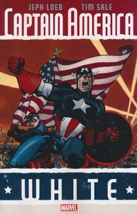 [Captain America: White (Product Image)]
